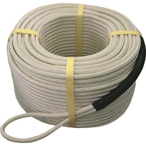■デンサン ケブラー(R)ロープ〔品番:CDB-1051〕[TR-1113110][送料別途見積り][法人·事業所限定][外直送元]