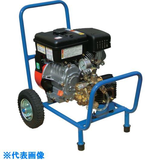 ■精和産業 高圧洗浄機ジェットクリーン  〔品番:JC-1516GO〕外直送元[TR-1113697]【大型・重量物・個人宅配送不可】
