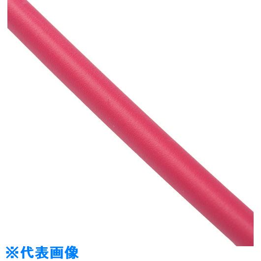 ■パンドウイット 熱収縮チューブ 標準長尺タイプ 赤 30.5M巻  〔品番:HSTT50-C2〕[TR-1113731]
