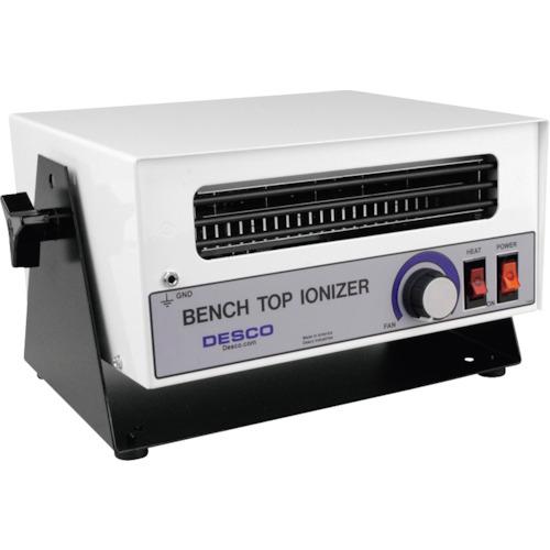 世界的に有名な ?DESCO 卓上型イオナイザー 送風型 110V 50/60HZ〔品番:19500〕[TR-1117534]【個人宅配送】:ファーストFACTORY-DIY・工具