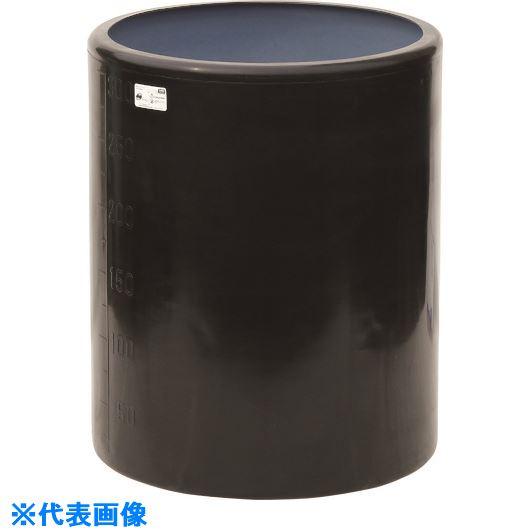 ■スイコー MH型 開放円筒型容器3000L 補強枠なし  〔品番:MH-3000〕[TR-1120122]【大型・重量物・個人宅配送不可】
