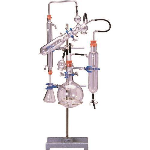 ?SIBATA ミクロ 窒素蒸留装置 パルナス〔品番:054120-01〕[TR-1126251]