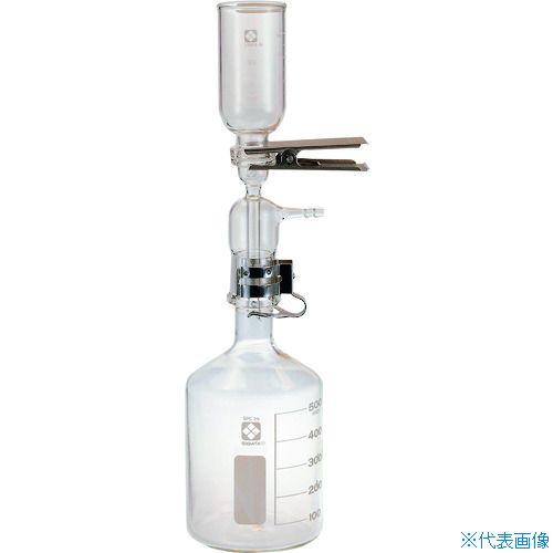 ■SIBATA SPCフィルターホルダー 瓶付 25mm〔品番:061630-2503〕[TR-1127744]
