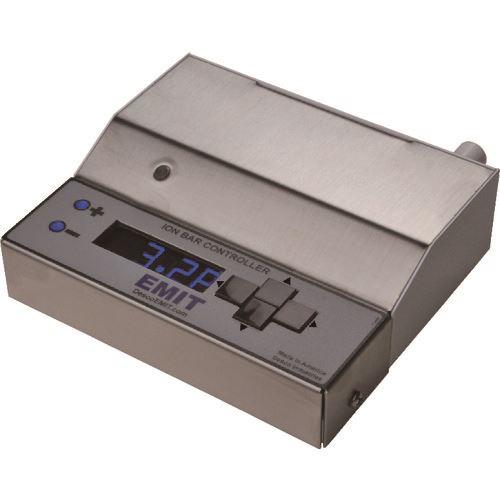 ■DESCO パルス式バー型イオナイザーコントローラー 110V 50/60HZ〔品番:50855〕[TR-1134952]【個人宅配送不可】
