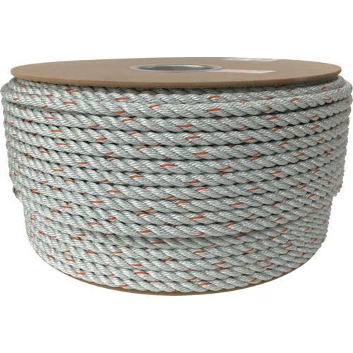 ■ユタカメイク ロープ ダイヤロープドラム巻 9MM×1M G&G《150m入》〔品番:RDP-5〕[TR-1137037×150]