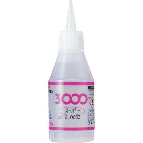 ■セメダイン 3000スーパー 50g AC-019《20本入》〔品番:AC-019〕[TR-1139292]