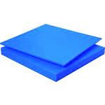■タキロン スーパーキャストナイロン 20T×500×1000 青  〔品番:TP-MCN-PLATE-550-20-500-1000〕[TR-1141232]