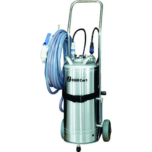 ■いけうち 洗浄液発泡スプレーユニット AWACart 樹脂ガンタイプ〔品番:AWA〕[TR-1142137 ]【送料別途お見積り】