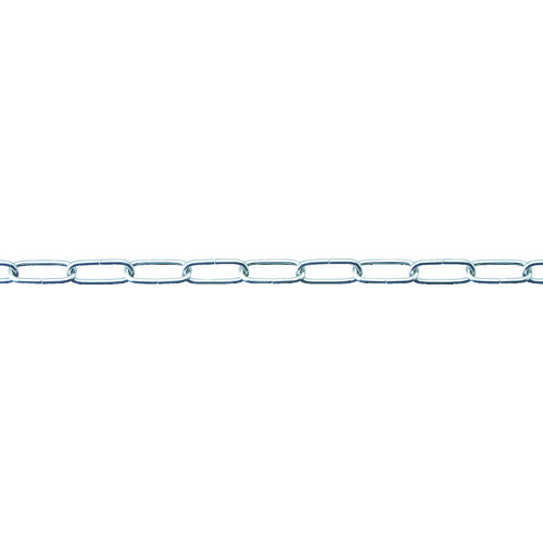 ■ニッサチェイン SUS316 リンクチェイン(未溶接) 30M〔品番:SL20SHG〕[TR-1142736]