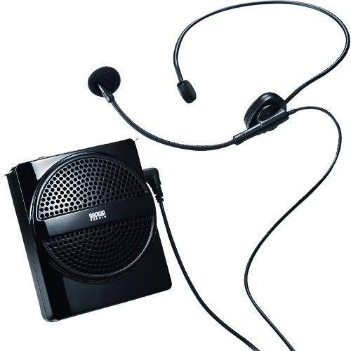 ■SANWA ハンズフリー拡声器スピーカー〔品番:MM-SPAMP2〕[TR-1142815]