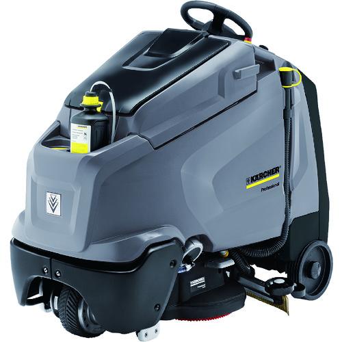 ■ケルヒャー 業務用立ち乗り式床洗浄機〔品番:BD65/95RS〕[TR-1143214]【個人宅配送不可】