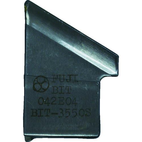 ■不二 開先加工機用標準刃物 FBM-80A用外面開先用ビット  〔品番:BIT-042E04〕[TR-1143273]