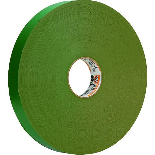 ■積水 クラフトテープ#500 38×500M 緑色 6巻入 〔品番:K50LMX2〕[TR-1144222×6]