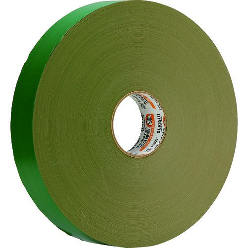 ■積水 クラフトテープ#500 50X500M 緑色 5巻入 〔品番:K50LMX3〕[TR-1144268×5]