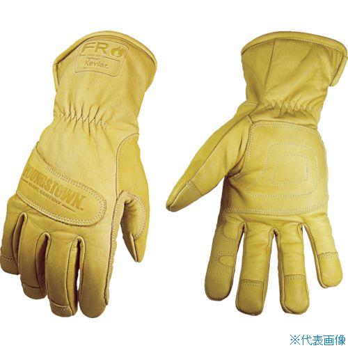 ■YOUNGST 革手袋 FRウォータープルーフ アルティメット ケブラー(R) L  〔品番:12-3290-60-L〕[TR-1146957]