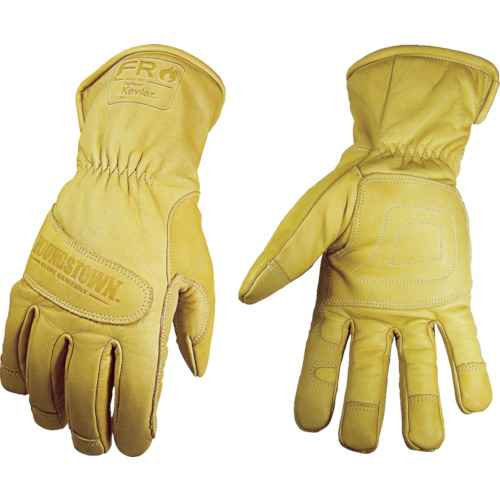 ■YOUNGST 革手袋 FRウォータープルーフ アルティメット ケブラー(R) M  〔品番:12-3290-60-M〕[TR-1146958]