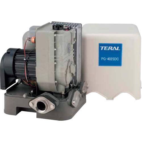 ■テラル 簡易海水用小型自動給水ポンプ〔品番:PG-202SDC〕[TR-1147484]【個人宅配送不可】
