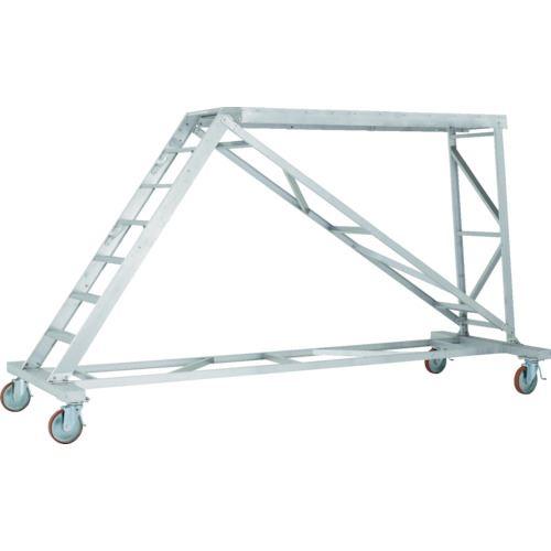 ■アルインコ 大型作業台 天板高さ1200mm〔品番:TRS1200〕[TR-1151031]【大型・重量物・送料別途お見積り】