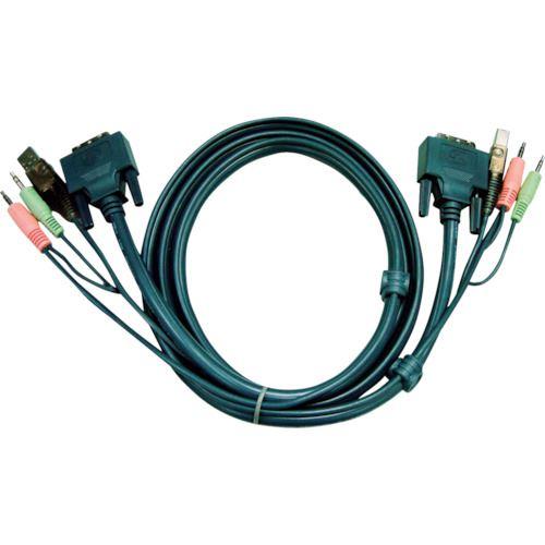 ■ATEN DVI-Iケーブル シングルリンク対応 3M  〔品番:2L-7D03UI〕[TR-1152075]