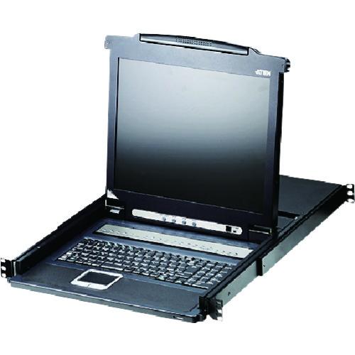 100%品質 ?ATEN KVMドロワー 8ポート/17インチLCD一体型/ロングレール[品番:CL1008MJJL ][TR-1152120][法人・事業所限定][直送元], ブティック ナトゥーラ:5587ff84 --- annhanco.com