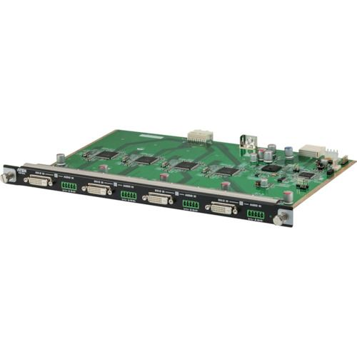 ■ATEN DVI入力ボード VM1600用4ポート〔品番:VM7604〕[TR-1152228]【個人宅配送不可】