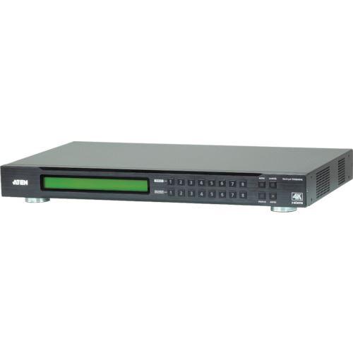 ■ATEN マトリックスビデオ切替器 HDMI / 8入力 / 8出力 〔品番:VM0808HA〕[TR-1152243]【個人宅配送不可】