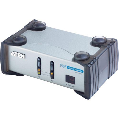 ■ATEN ビデオ切替器 DVI-I / 2入力 / 1出力 / シングルリンク〔品番:VS261〕[TR-1152254]