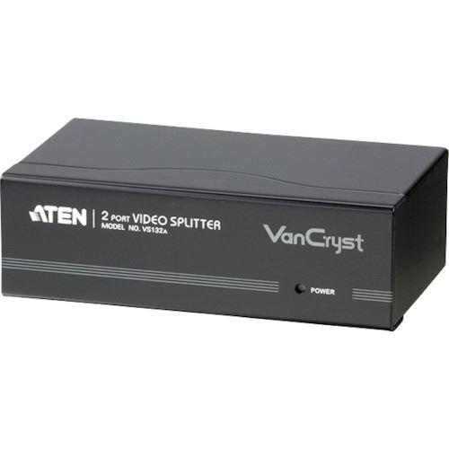■ATEN ビデオ分配器 VGA / 1入力 / 2出力〔品番:VS132A〕[TR-1152295]