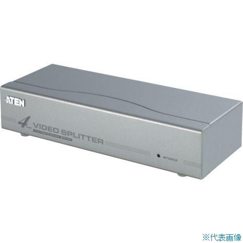 ■ATEN ビデオ分配器 VGA / 1入力 / 4出力  〔品番:VS94A〕[TR-1152300]