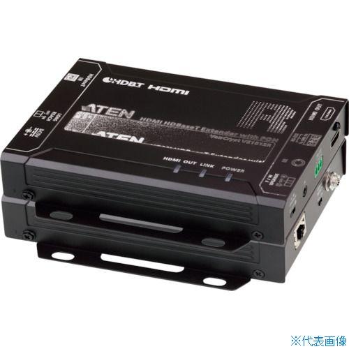 ■ATEN ビデオ延長器 HDMI / 4K対応 / POH  〔品番:VE1812〕[TR-1152886]【個人宅配送不可】