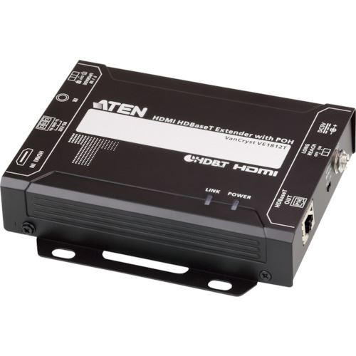 ■ATEN ビデオ延長器用トランスミッター HDMI / 4K対応 / POH〔品番:VE1812T〕[TR-1152887]