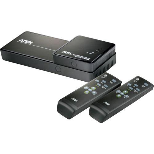 人気商品の ?ATEN ビデオ延長器 HDMI / 5入力 / 2出力 /ワイヤレス〔品番:VE829〕[TR-1152893]【個人宅配送】:ファーストFACTORY-木材・建築資材・設備