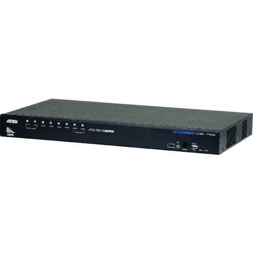 ATENジャパン スイッチ ■ATEN KVMスイッチ 8ポート/USB/HDMI   〔品番:CS1798〕[TR-1152948]