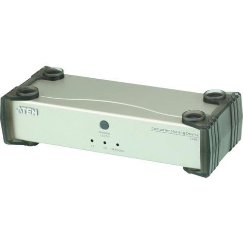 ■ATEN DVIコンピューター共有器  〔品番:CS261〕[TR-1152993]