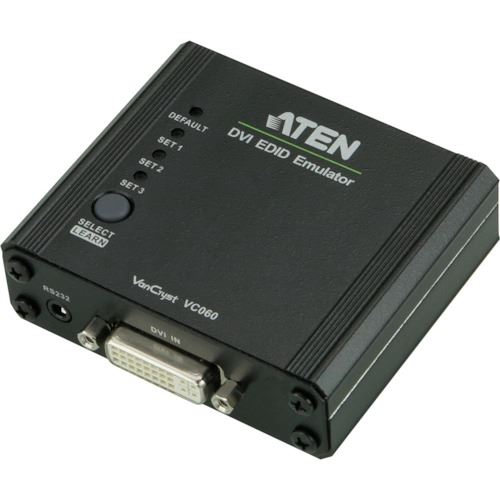 ■ATEN EDID保持器 DVI 対応〔品番:VC060〕[TR-1153025]
