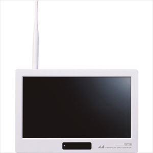 ■日本アンテナ FHDワイヤレスセキュリティカメラ ドコでもeye カメラ×1・モニター×1セット〔品番:SC05ST〕[TR-1159981]