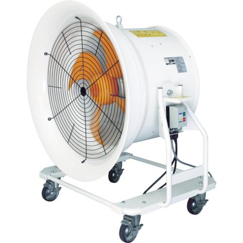 ■スイデン 送風機(どでかファン) ハネ700mm 3相200V〔品番:SJF-T704A〕[TR-1162383]【個人宅配送不可】