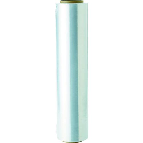 ■TRUSCO ストレッチフイルム 薄手エコノミータイプ 厚み10ミクロンX500MMX600M 6巻入 〔品番:SFIE10-500〕[TR-1163342×6]