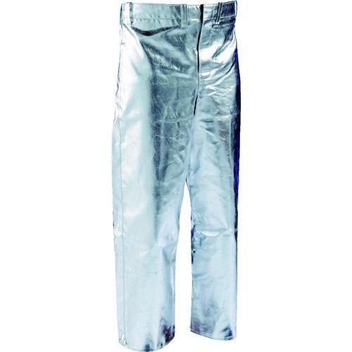 ■JUTEC 耐熱作業服 ズボン XLサイズ〔品番:HSH100KA-1-56〕[TR-1163646]
