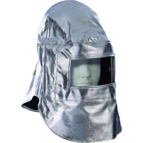 ■JUTEC 耐熱保護服 フード フリーサイズ〔品番:HSS000KA-1〕[TR-1163665]