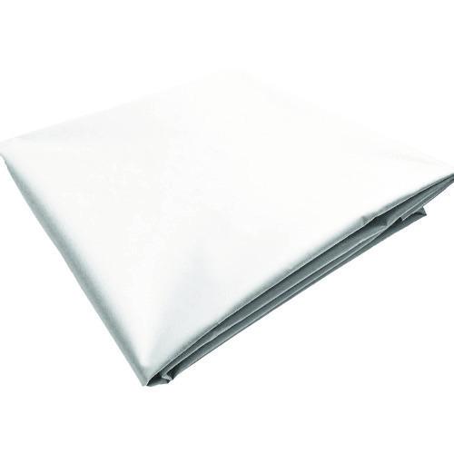 ■TRUSCO ターポリンシート ホワイト 3600X5400 0.35MM厚  〔品番:TPS3654-W〕[TR-1164154]