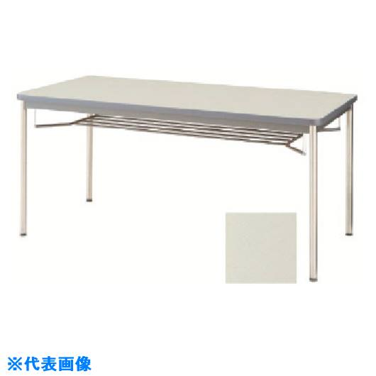 ■ナイキ 会議用テーブル〔品番:KMA1890AMT-WH〕[TR-1171814 ]【送料別途お見積り】