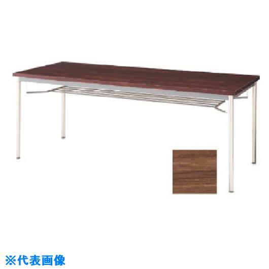 ■ナイキ 会議用テーブル〔品番:KMD1860BBT-T〕[TR-1173408 ]【送料別途お見積り】