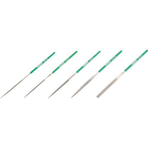 ■TRUSCO ダイヤモンドヤスリ 精密用 8本組 セット  〔品番:GS-8-SET〕[TR-1176366]