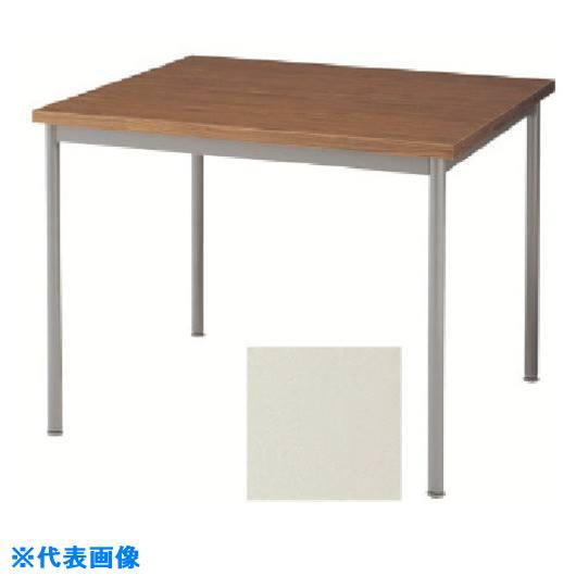 ■ナイキ 会議用テーブル〔品番:KMD1260AB-WH〕[TR-1191854 ]【送料別途お見積り】