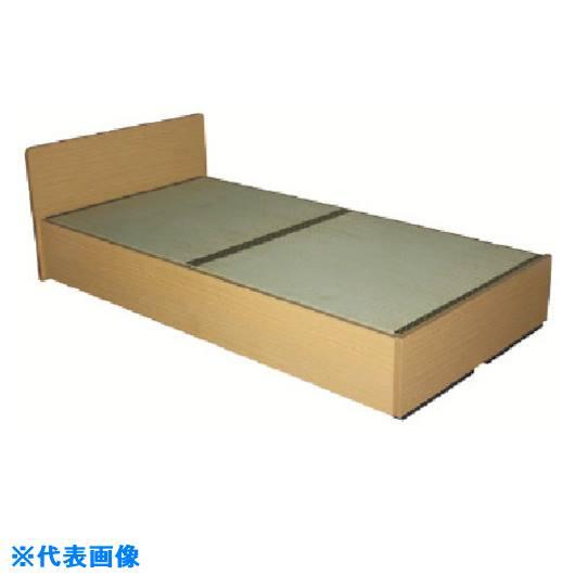 ■ナイキ 木製ベッド〔品番:NTB101-NA〕[TR-1192143 ]【送料別途お見積り】