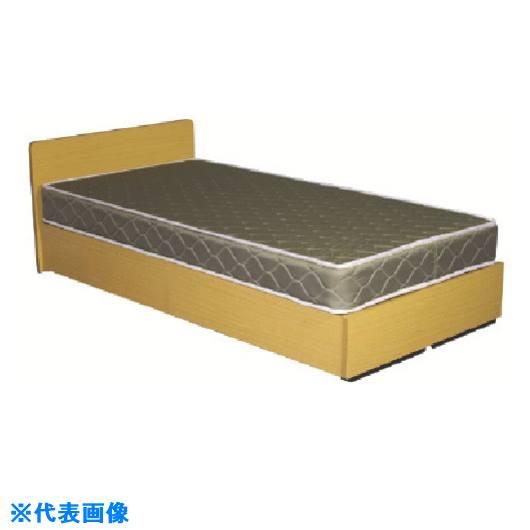 ■ナイキ 木製ベッド〔品番:NTB100-NA〕[TR-1192604 ]【送料別途お見積り】