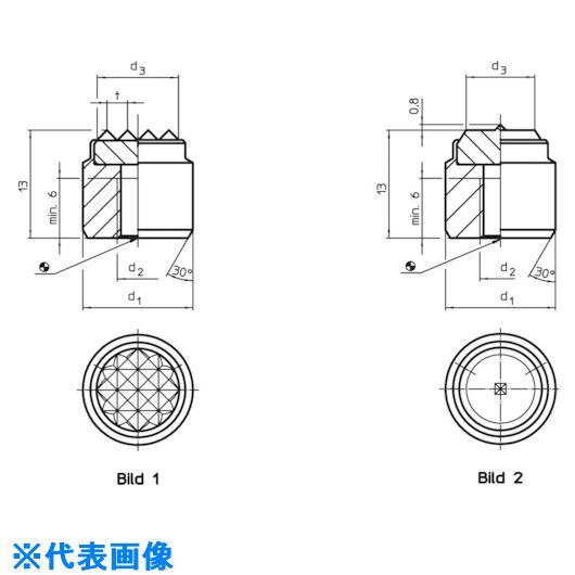 ■HALDER ハンドクランク DIN468グースネック 形状F〔品番:24330.0360〕[TR-1200693]