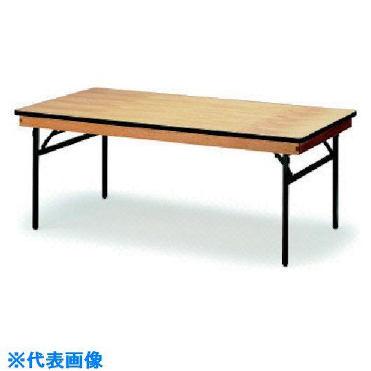 ■TOKIO レセプションテーブル 角型 1800X900 ハカマ付〔品番:FRT-1890〕[TR-1200972 ]【送料別途お見積り】