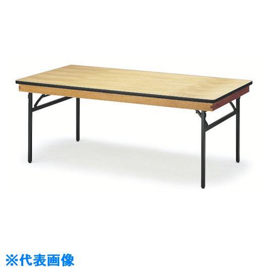 ■TOKIO レセプションテーブル 角型 1500X600 ハカマ無〔品番:FRT-1560〕[TR-1200975 ]【送料別途お見積り】